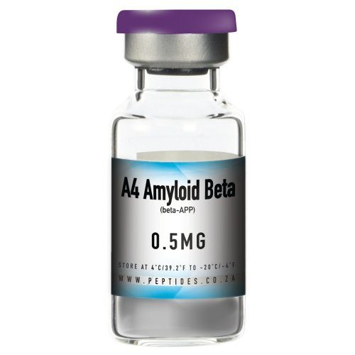 Peptide A4 Amyloid Beta 0.5MG Vial