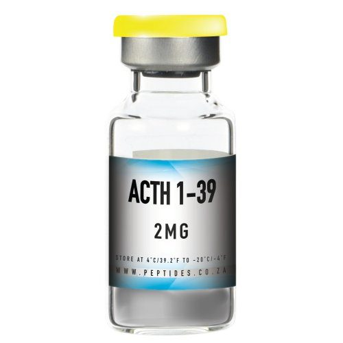 Peptide ACTH-1-39 2MG Vial