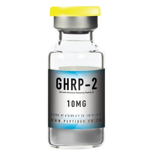 Peptide GHRP-2 10MG Vial