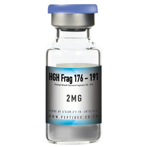 Peptide HGH Fragment 176-191 2MG Vial
