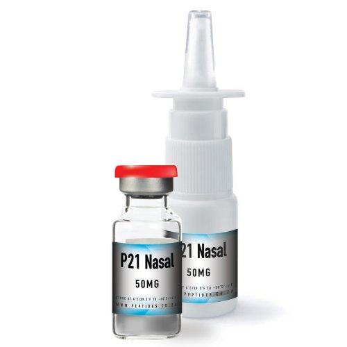 P21 Nasal Peptide 50mg Bottle