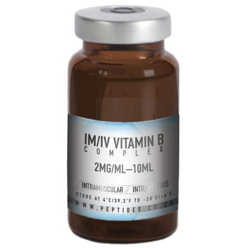 IV VITAMIN B COMPLEX 10 ML