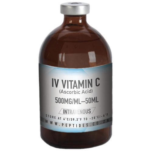 IV VITAMIN C 50 ML